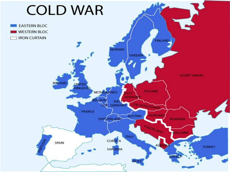 Origins Of The Cold War - Lessons - Tes Teach